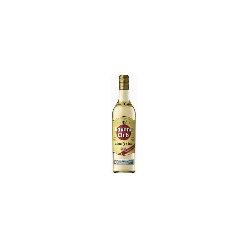 Rum Havana Club 3 Anos Lt. 1 -