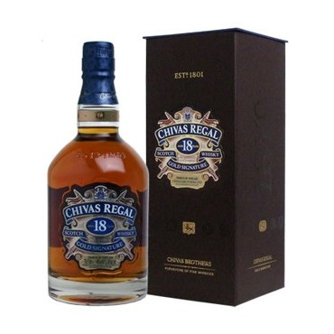 Chivas Regal 18 Years Old -