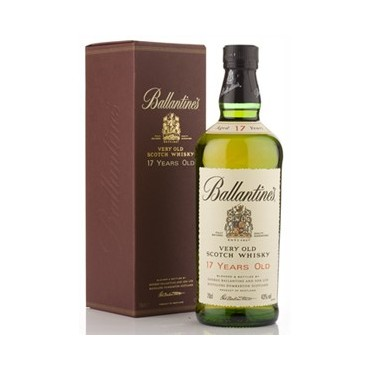 Ballantine's Very Old Scotch Whisky 17 Years Old -