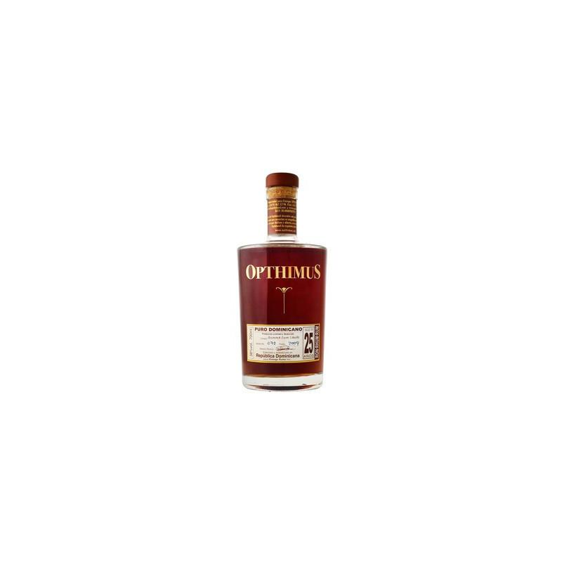 Opthimus 25 Anos Rum -