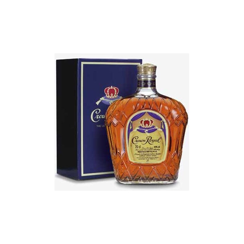 Crown Royal Canadian Whisky -