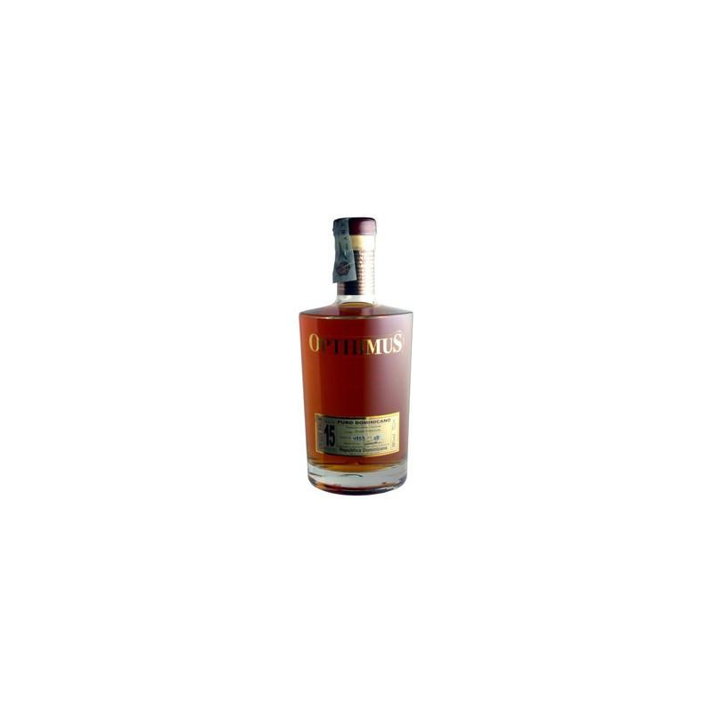 Rum Opthimus 15 Anos -