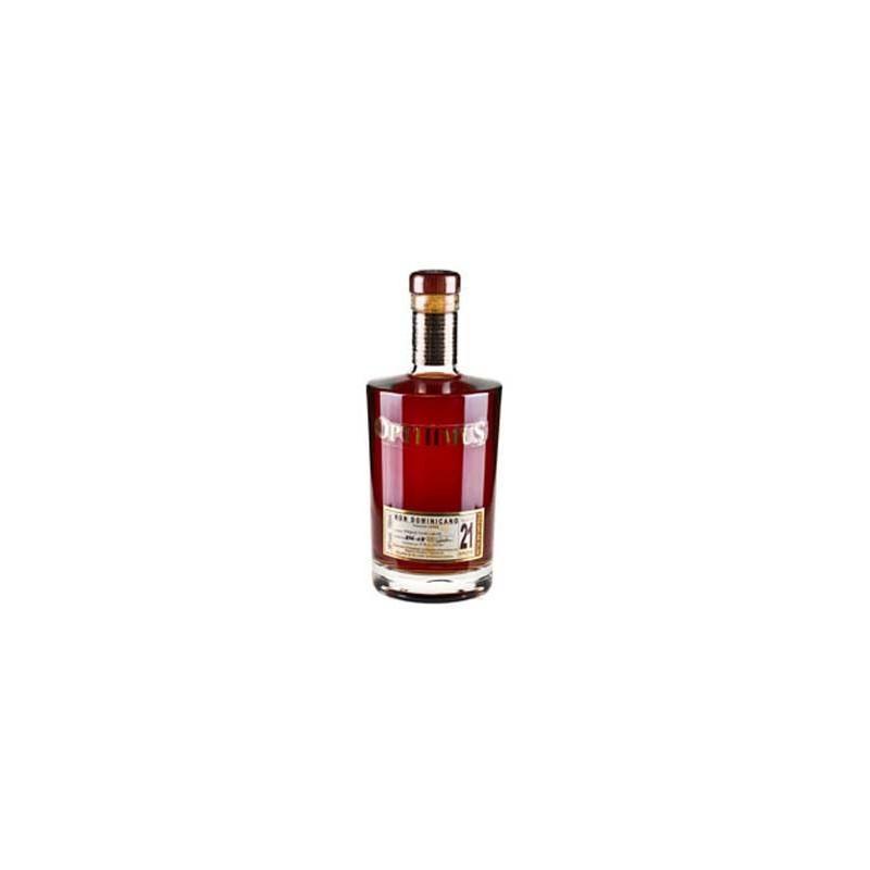 Opthimus 21 Anos Rum -