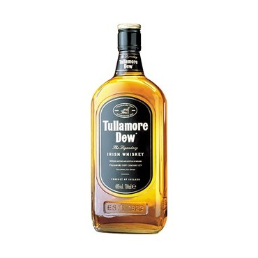 Tullamore Dew Irish Whiskey -