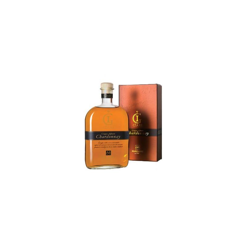 Marzadro Le Giare Grappa Affinata di Chardonnay -