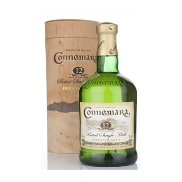Connemara Peated Single Malt Irish Whiskey 12 Years Old -
