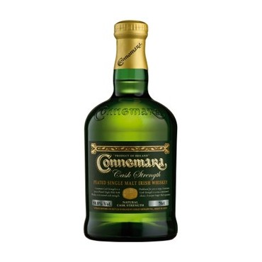 Connemara Peated Single Malt Irish Whiskey Cask Strength -