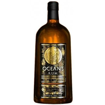 Ocean's Rum Atlantic Edition 1997 -