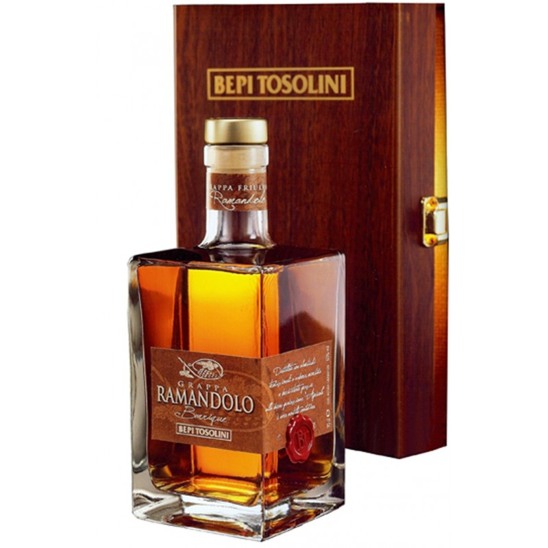 Tosolini Ramandolo Decanter Barrique Cl. 70 -