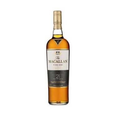 The Macallan Fine Oak 21 Years Old - Single Malt Whisky -