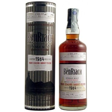 The Benriach Whisky 1984 24 Anni -