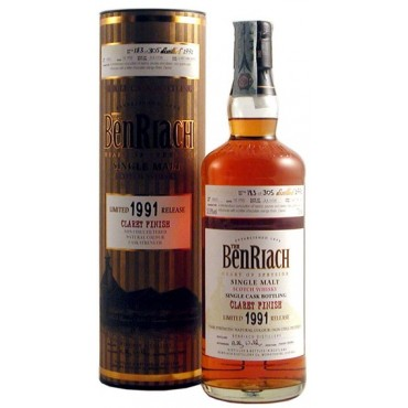 The Benriach Whisky 1991 16 Anni -