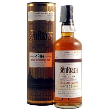 The Benriach Whisky 1994 14 Anni -