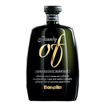 Bonollo Brandy Of Stravecchio Barrique -