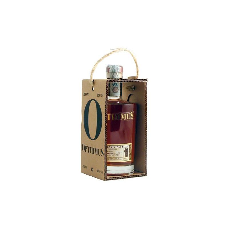 Opthimus 18 Anos Rum -