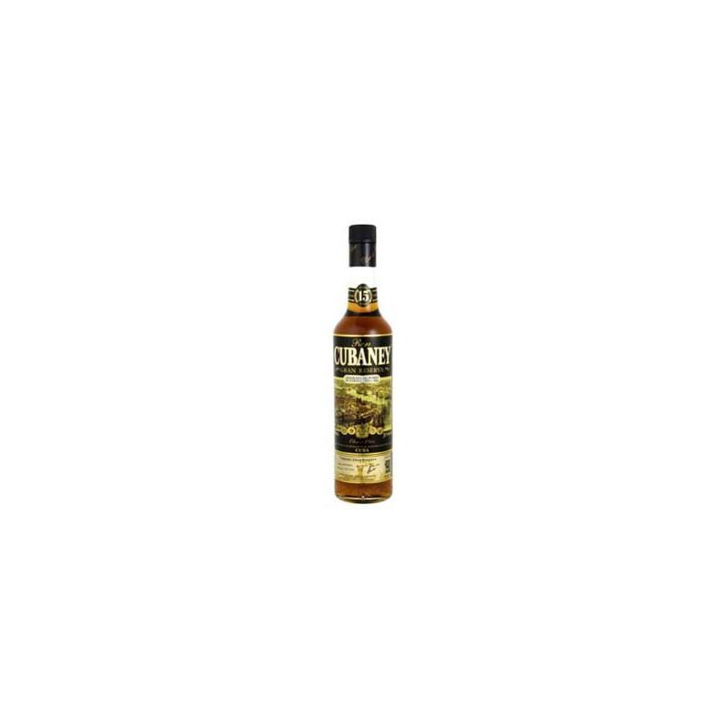 Rum Cubaney Gran Reserva 15 Anos -