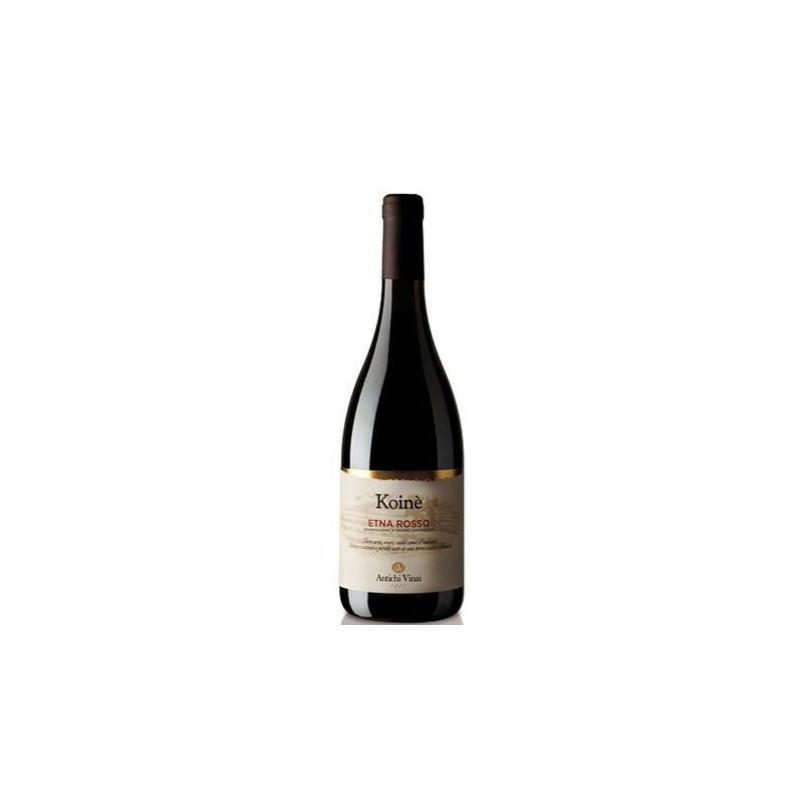 Antichi Vinai Koine' DOC Etna Rosso Riserva 2010 -