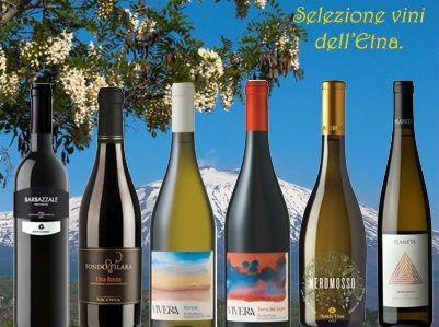 *** Confezione Vini dell'Etna x 6