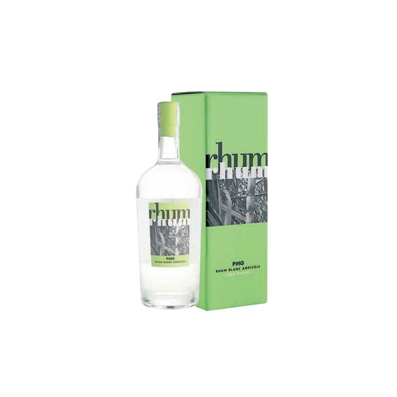 Pmg Rhum Rhum Agricolo Marie Galante Cl. 70 Astucciato -