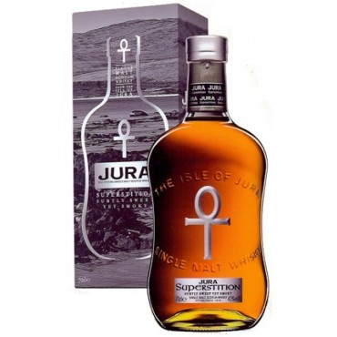 Isle of Jura Superstition Single Malt Whisky -