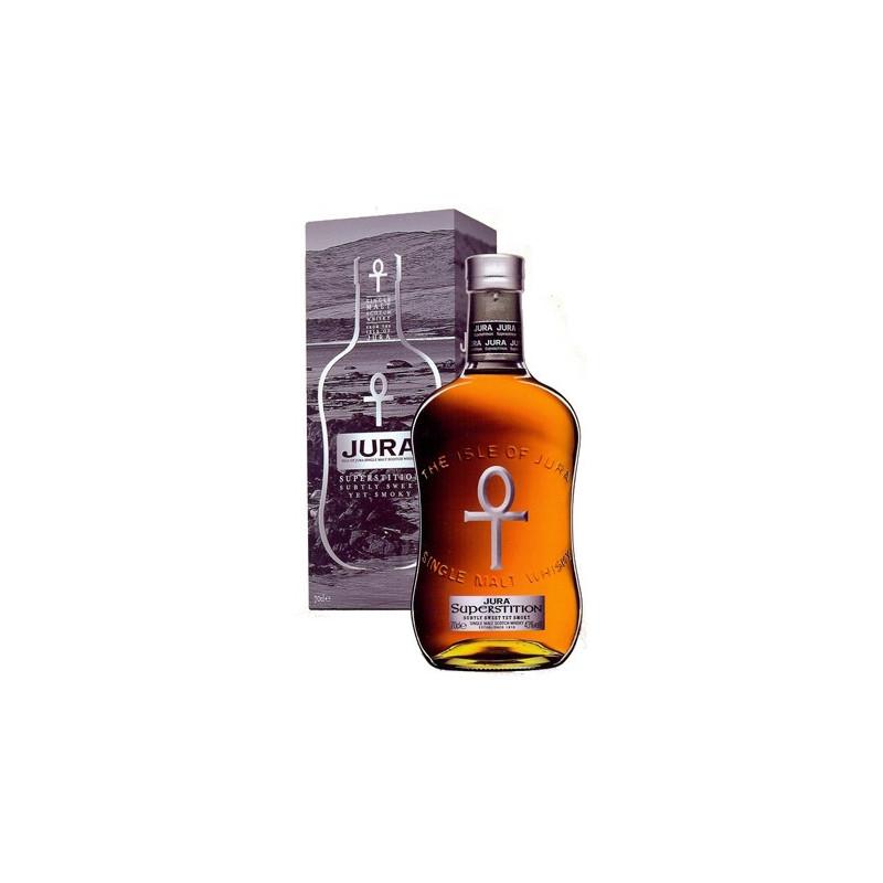 Isle of Jura Superstition Single Malt Whisky -