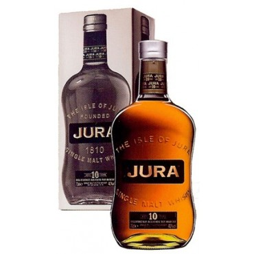 Whisky Isle of Jura 10 Anni Single Malt -