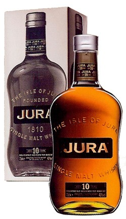 Isle of Jura 10 Anni Single Malt Whisky
