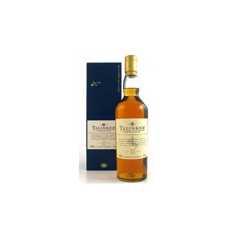 Whisky Talisker 18 Anni -