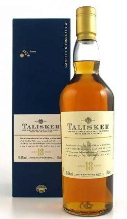 Talisker 18 Anni Whisky