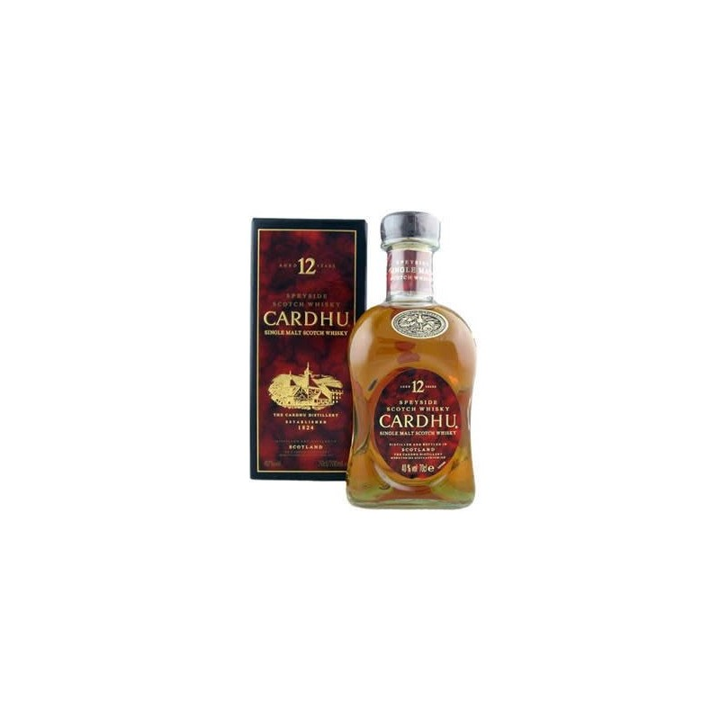 Cardhu Whisky 12 Anni -